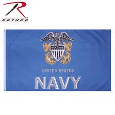 Navy Flag Meanings Rothco U S Navy Anchor Flag