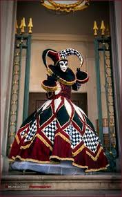 venetian jester costume venetian splendors this of hearts costume is in 2 colours