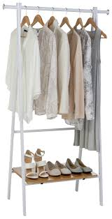 buy home foldable clothes rail white at argos co uk your