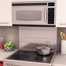 Inoxia Backsplashes Genesis Real Stainless Steel Backsplash - Backsplash home depot