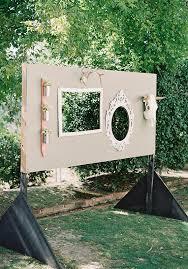cadre photo mariage diy mariage 30 idées pour faire un photobooth original
