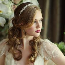 bridal headband alana pearl bridal headband wedding headband