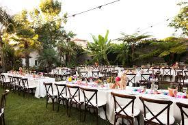 Backyard Bbq Reception Ideas Backyard Wedding Tips Articles Easy Weddings Photo With Wonderful