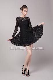 sleeved black dress inspired sleeve party black dress