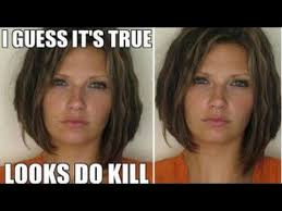 Attractive Convict Meme - most attractive convict suing because her mugshot became a meme