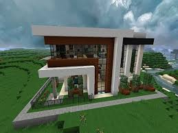 extraordinary 25 modern house design minecraft inspiration of