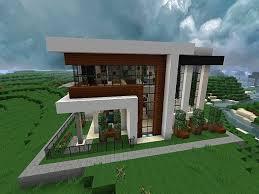 modern home architecture minecraft interior design