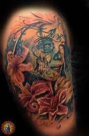 terrier tattoo david justice certified artist
