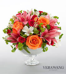vera wang flowers simple surprises bouquet by vera wang in wilmington de ramones