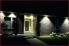 outdoor under eave lighting eave lighting krowds co