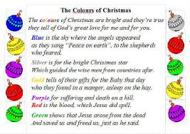 poems for church bulletins advent1lesson the colours