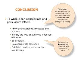 Business Letter Language business letter writing 皎 2011 centre for language