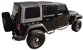 2016 black jeep wrangler unlimited 2007 2016 jeep wrangler rampage slimline step nerf bars rampage