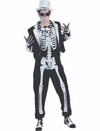 comment faire un maquillage de squelette déguisement squelette chic homme halloween deguise toi achat de