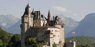 chambre d hote menthon st bernard le château de menthon bernard une histoire de famille