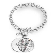 family bracelets family tree bracelets