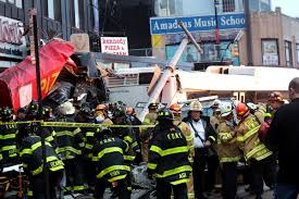 Mta Queens Bus Map Deadly Bus Collision During Nyc Rush Hour New York Post