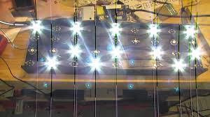 Cree Led Light Fixtures Diy Aquraium Cree Led Fixture Part 2