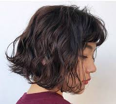 beach wave perm on short hair 40 styles to choose from when perming your hair