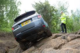 land rover range rover off road land rover u0027s remote controlled range rover sport is a life sized