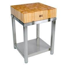 boos block kitchen island gourmet butcher blocks cucina laforza maple end grain butcher