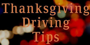 safe driving tips for thanksgiving travel sun news report