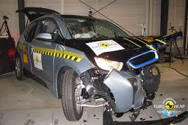 devil z crash bmw i3 earns 4 stars in euro ncap crash tests what led to this