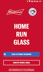 bud light touchdown glass app budweiser home run glass apps on google play