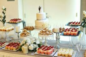 decorating buffet table wedding table decorating cool decoration ideas for bedside table