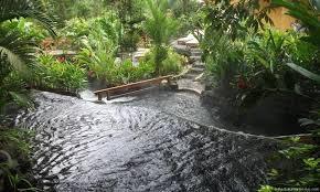 Backyard Volcano Arenal Volcano With Tabacon Springs Costa Rica Destination