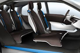 Bmw I8 Rear Seats - bmw i3 and i8 details specifications video gallery zero