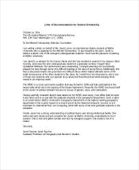 writing an academic reference letter for a student