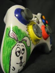 color up your xbox 360 controller 6 steps