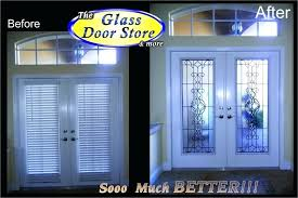 Glass Inserts For Exterior Doors Doors With Glass Inserts Matano Co