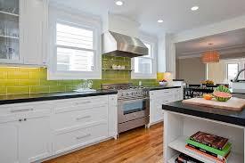 colorful kitchen backsplash kitchen backsplash ideas a splattering of the most popular colors