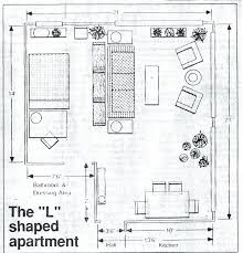 l shaped apartment floor plans l shaped living room layout inspirational l shaped living dining