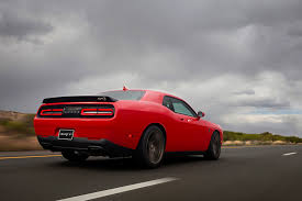 widebody muscle cars report dodge challenger to receive awd variant wide body hellcat