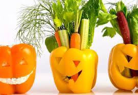 13 healthy halloween snacks greenblender