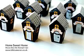 halloween treats with sweet home stampin u0027 up bundle bibi cameron