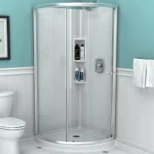 Glass Door For Bathroom Shower Eye Catching Shower Glass Doors Axis Framed Silver Shower Door
