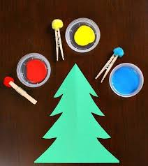 Easy Christmas Crafts For Toddlers To Make - 25 unique toddler christmas crafts ideas on pinterest kids