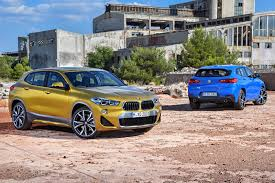 bmw x2 suv new crossover dubbed u0027the cool x u0027 revealed by car magazine