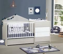 chambre bébé modulable lit bébé combiné évolutif opale pratique et élégant sauthon