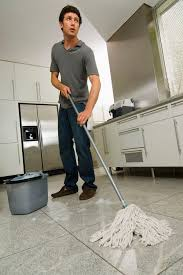 how to an effective floor cleaning solution with hunker