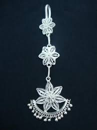 47 best odissi jewellery sets silver filigree images on