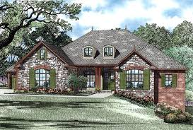 country european house plans country european traditional house plan plans walkout basement