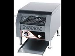 Catering Toasters Conveyor Toaster Youtube