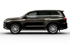 lexus lx vs infiniti qx japan gets a facelifted lexus lx 570 as well 34 photos and videos