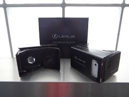 youtube lexus amazing in motion new virtual reality app let u0027s you drive the lexus rcf on the