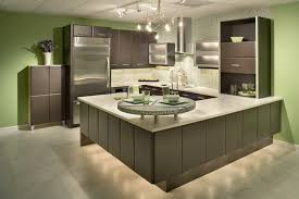 Slab Door Kitchen Cabinets by Ultracraft Cabinetry Destiny Edison Kitchen Design The